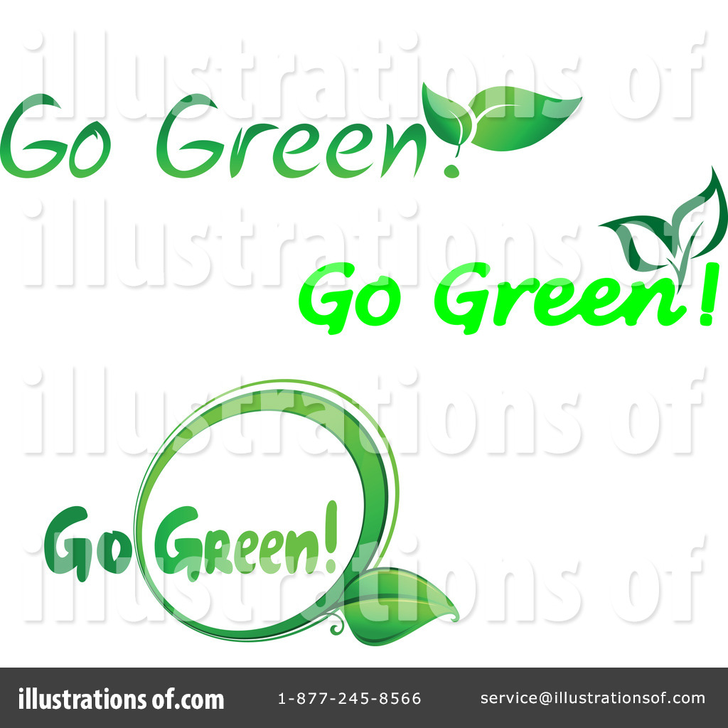 go green clip art pictures - photo #49