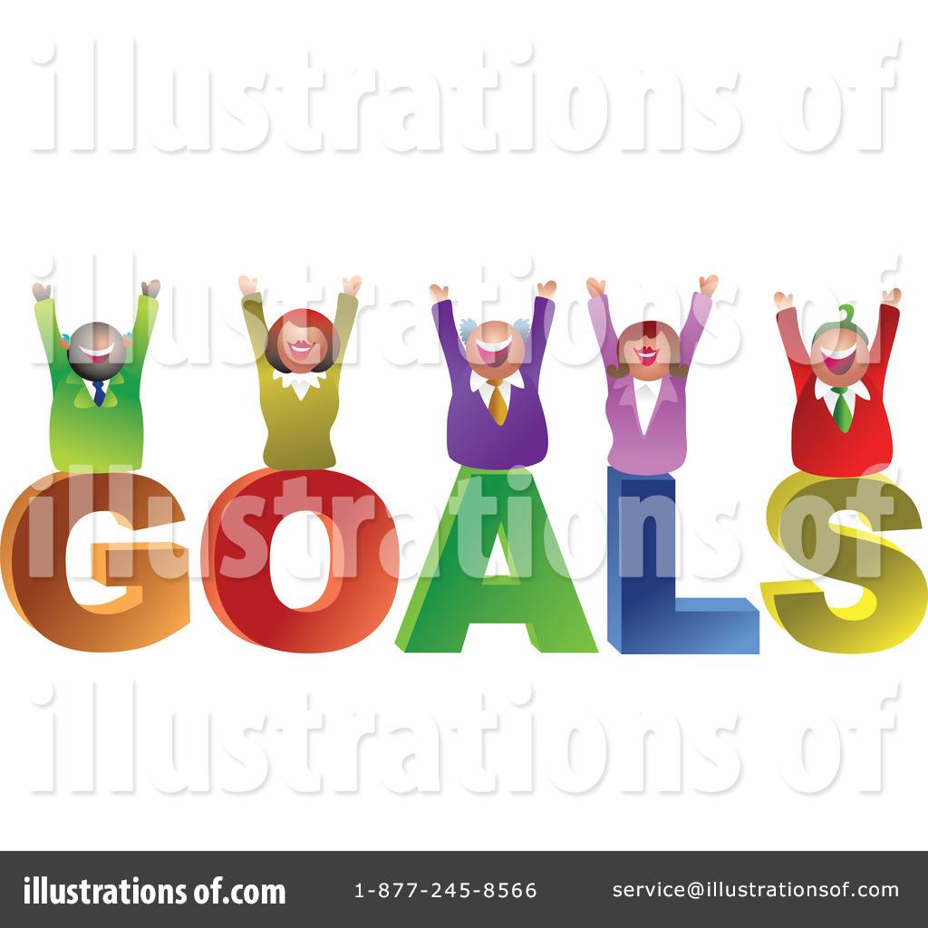 goals clipart 99476 illustration by prawny rh illustrationsof com goal clipart goal clipart gif