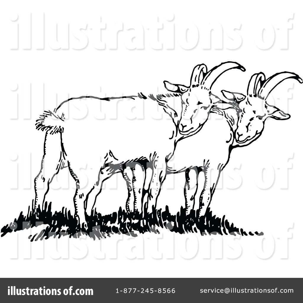royalty-free-rf-goat-clipart-illustration-by-prawny-vintage-stock
