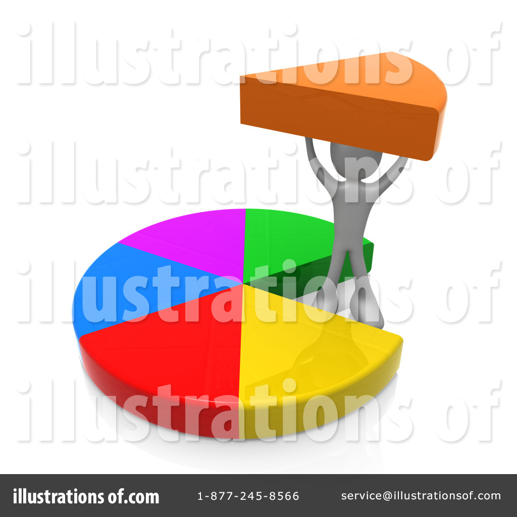 Graphs Clipart #16355 - Illustration by 3poD