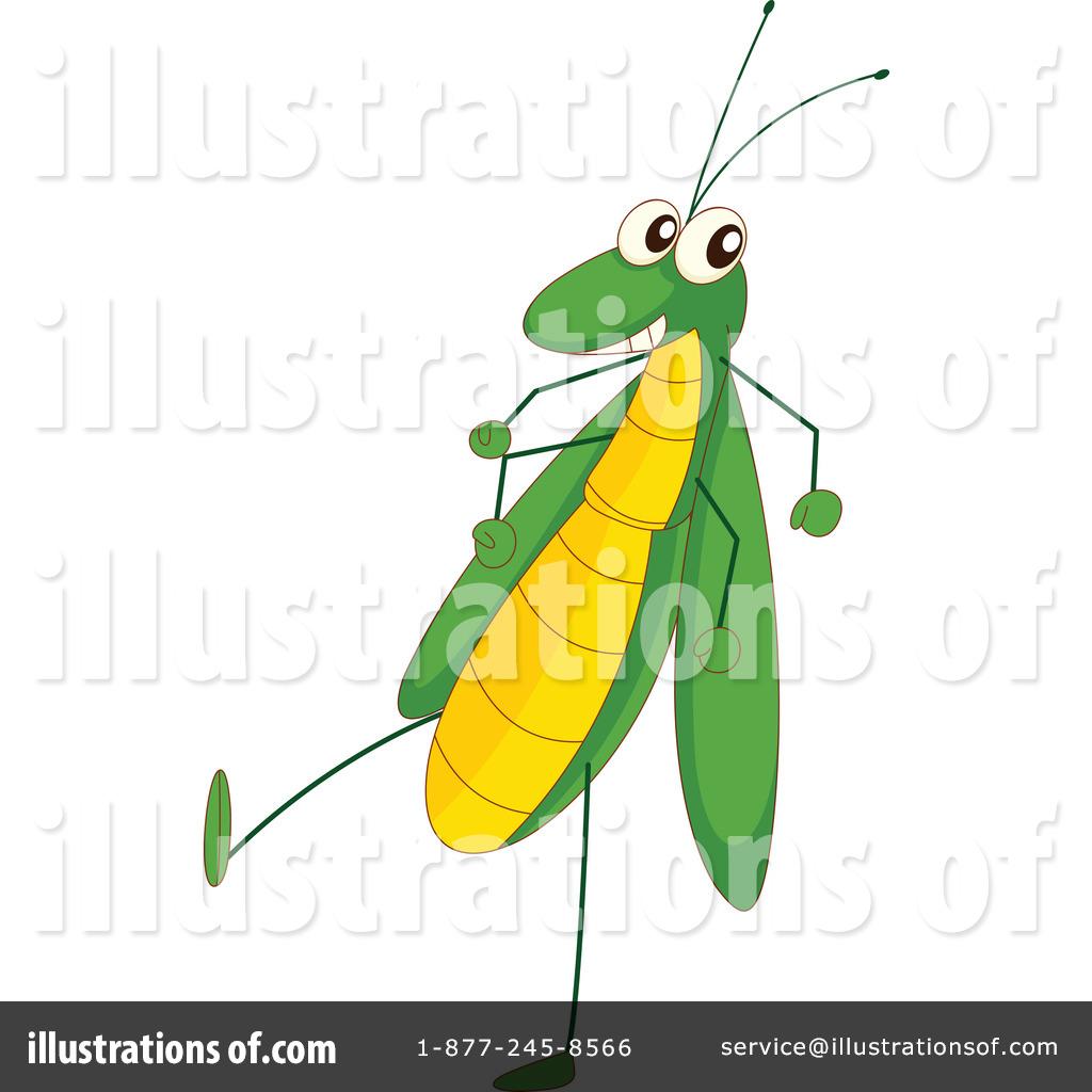 Grasshopper Clip Art (rf) grasshopper clipart