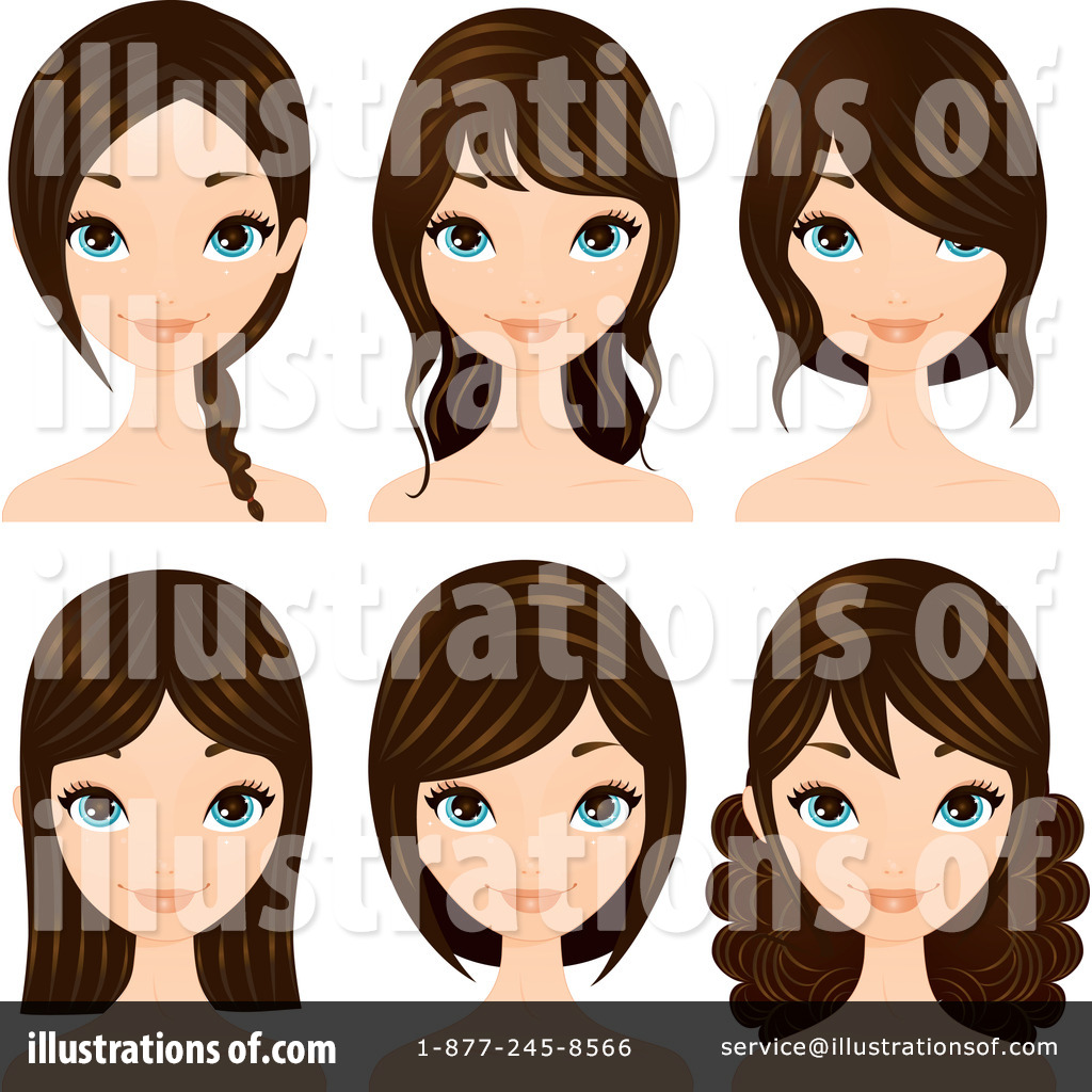 free clipart hairstyles - photo #17
