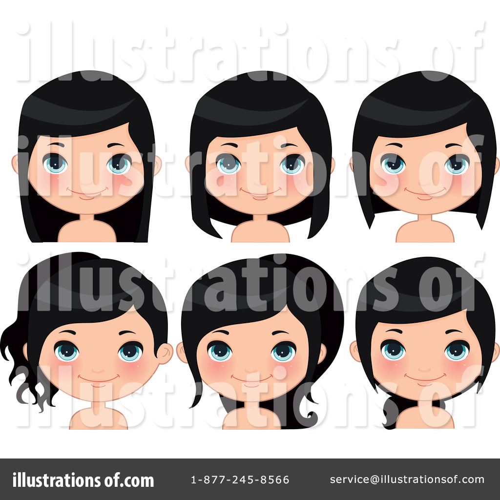 free clipart hairstyles - photo #29