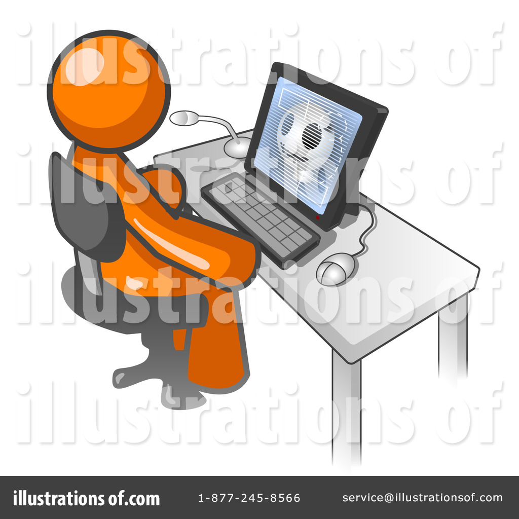 Healthcare Clipart #11150 - Illustration by Leo Blanchette