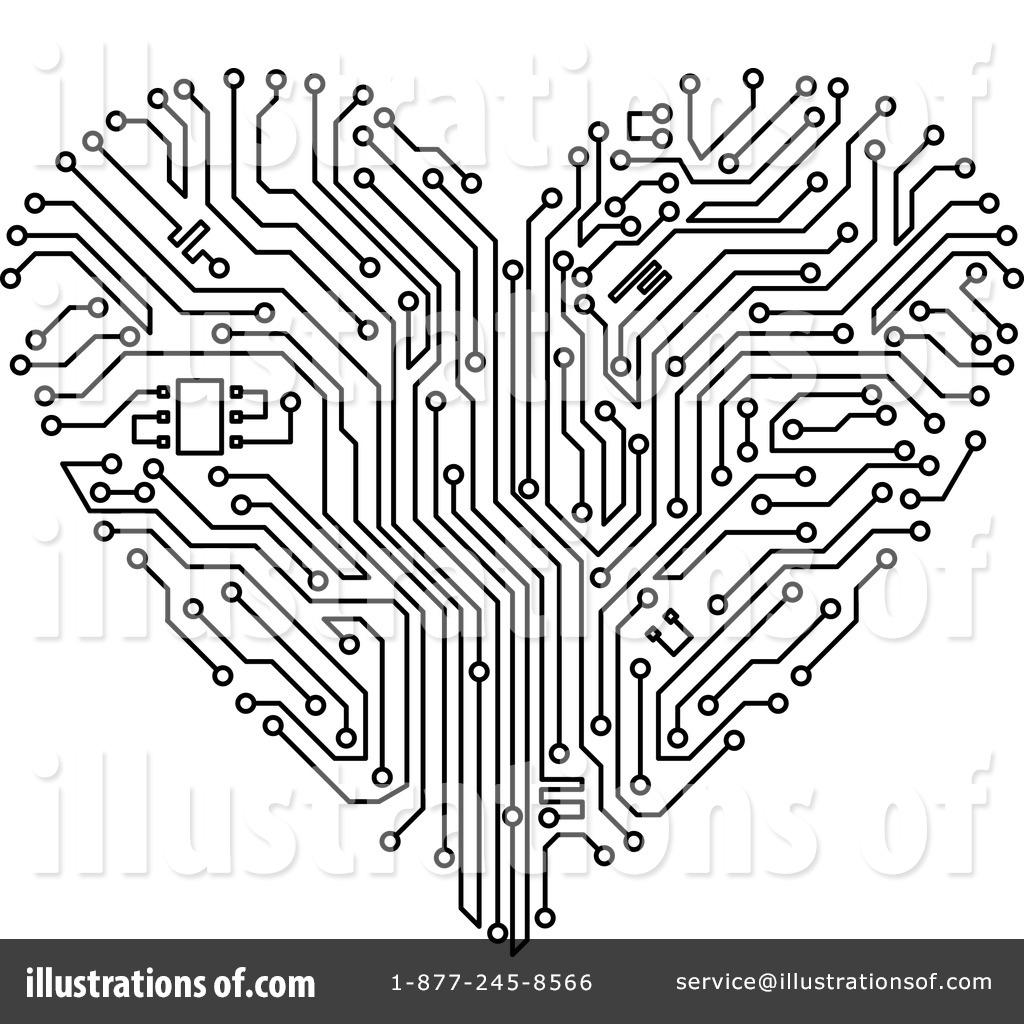 heart clipart  1097364 by seamartini graphics