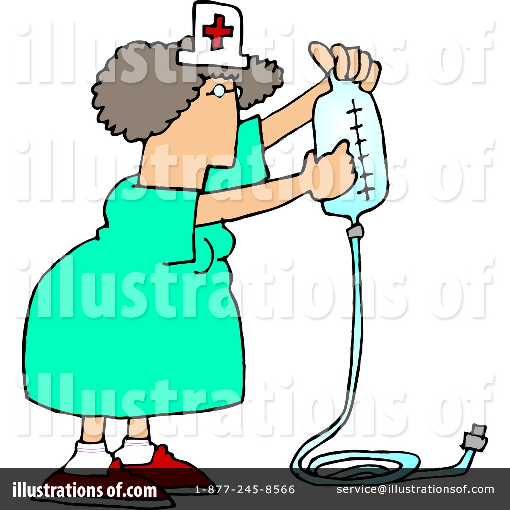 Hospital Housekeeping Clip Art