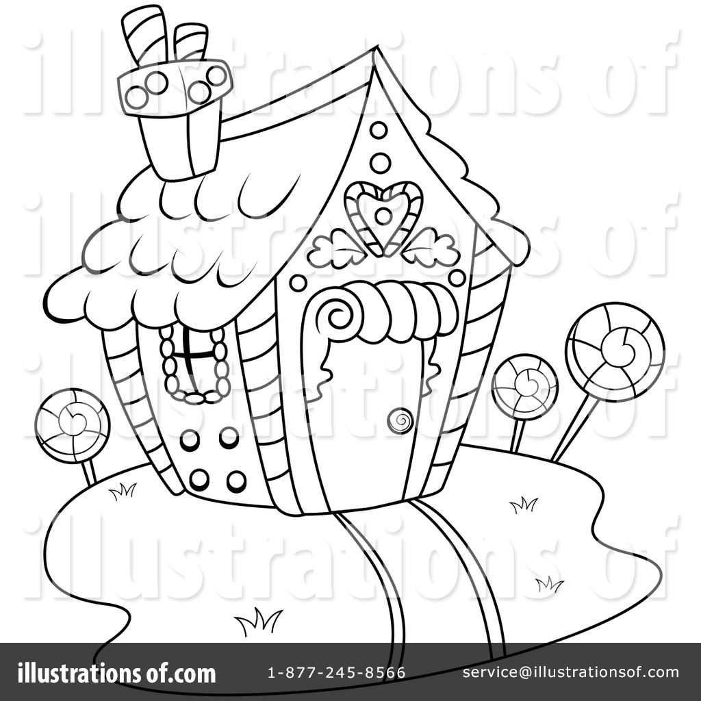 printable gingerbread house coloring pages gingerbread house template ...