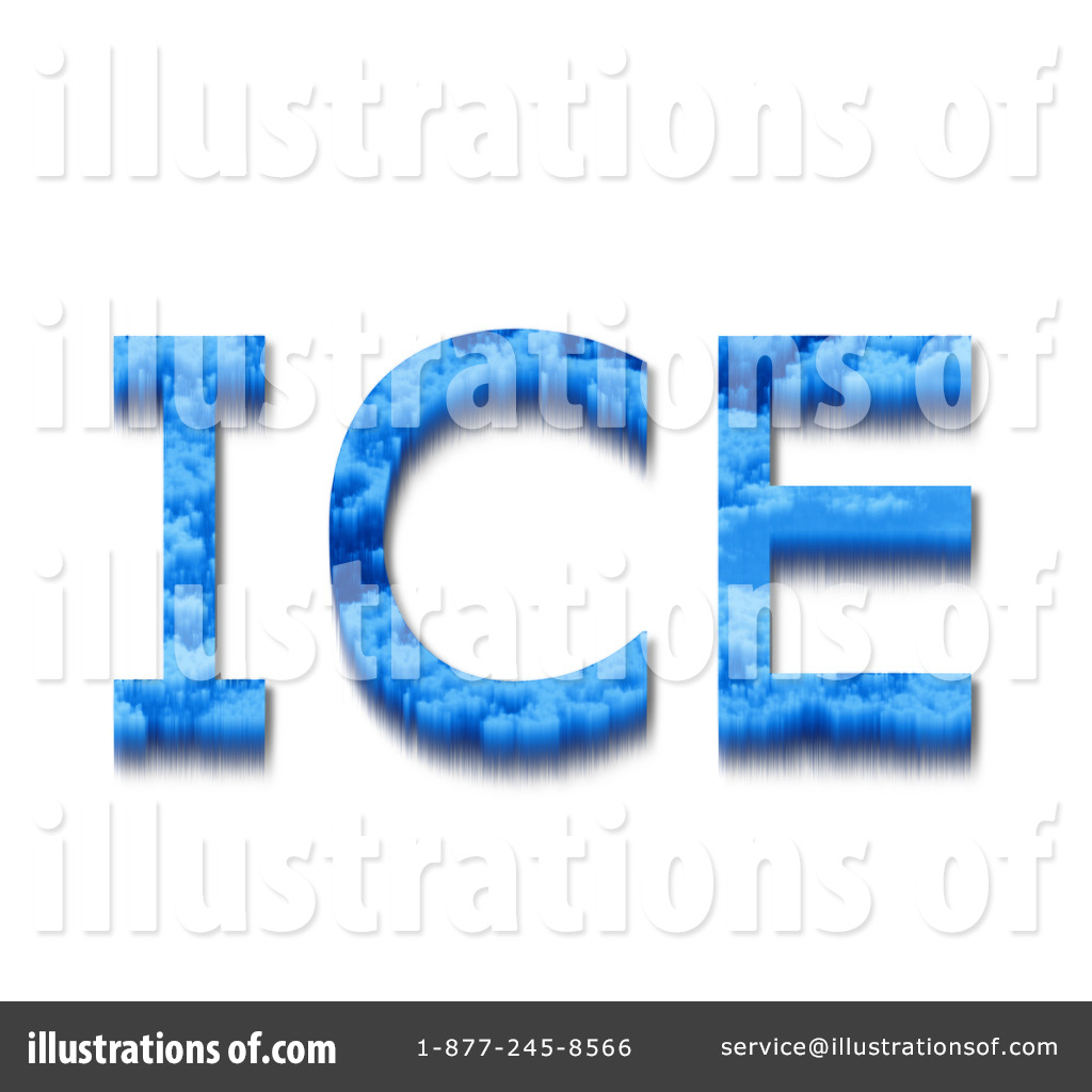 Ice Clipart #44698 - Illustration by oboy