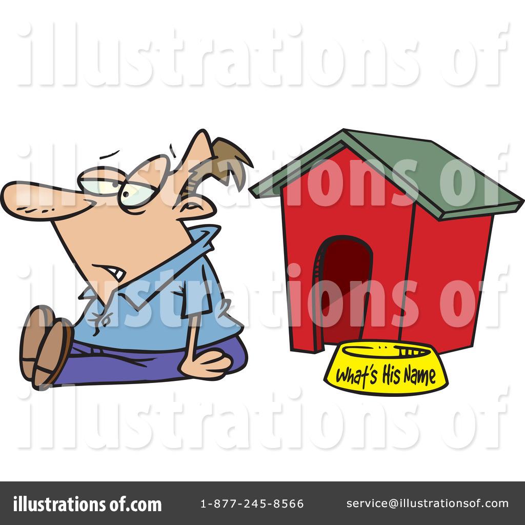 Dog House Clip Art