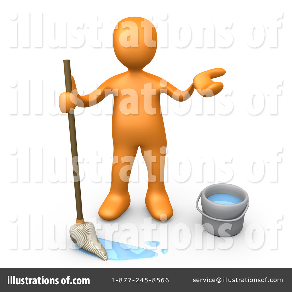 janitorial clipart 31994 illustration by 3pod rh illustrationsof com Janitor Clip Art free janitorial clipart images