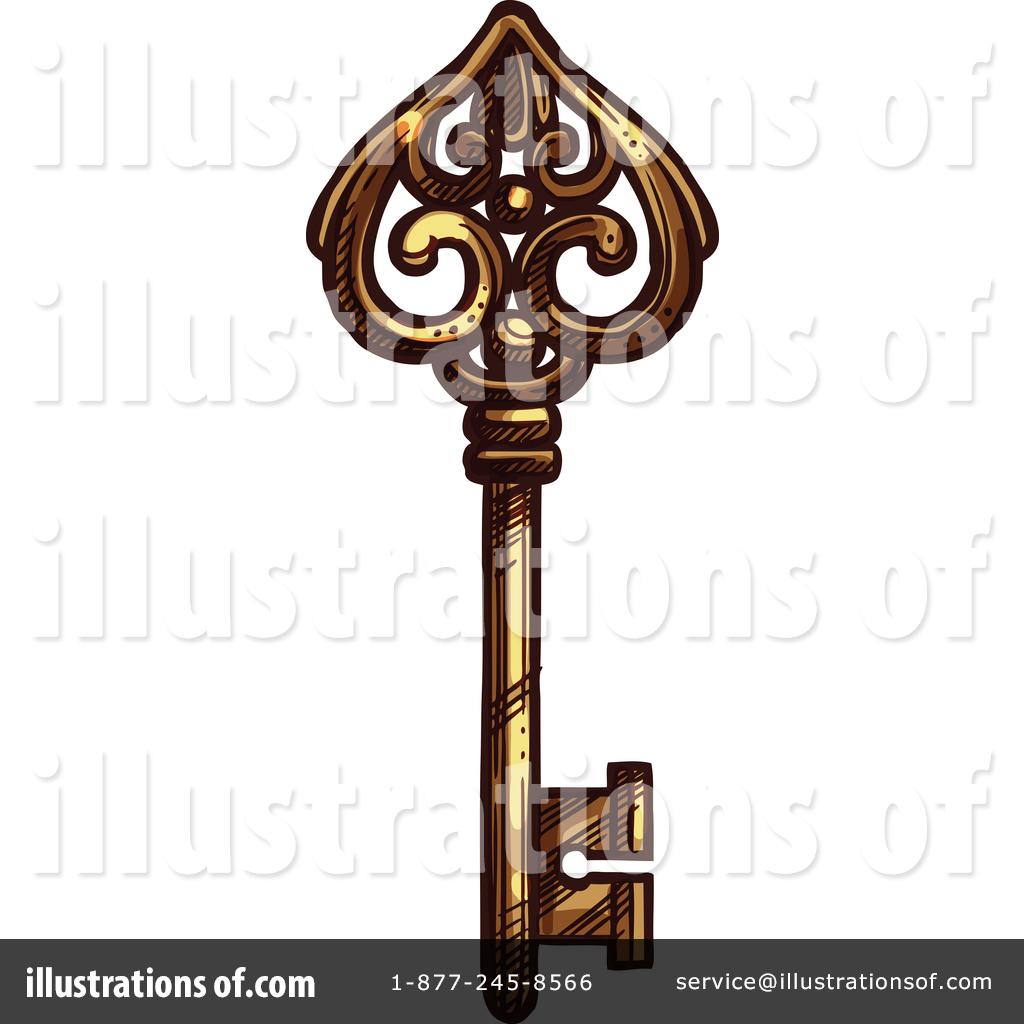 Vector Key Illustration: Illustration By Vector Tradition SM