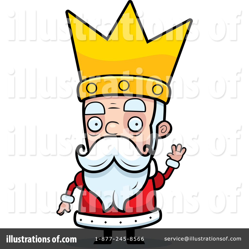 Royalty-Free (RF) King Clipart Illustration by Cory Thoman - Stock ...