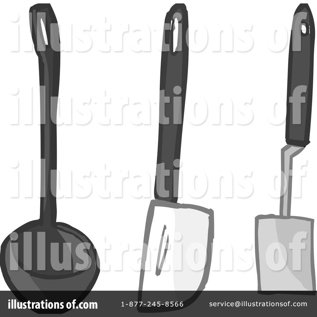 Cartoon Kitchen Tools ~ Cartoon cooking utensils