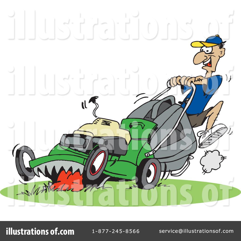 lawn mower clipart  43178