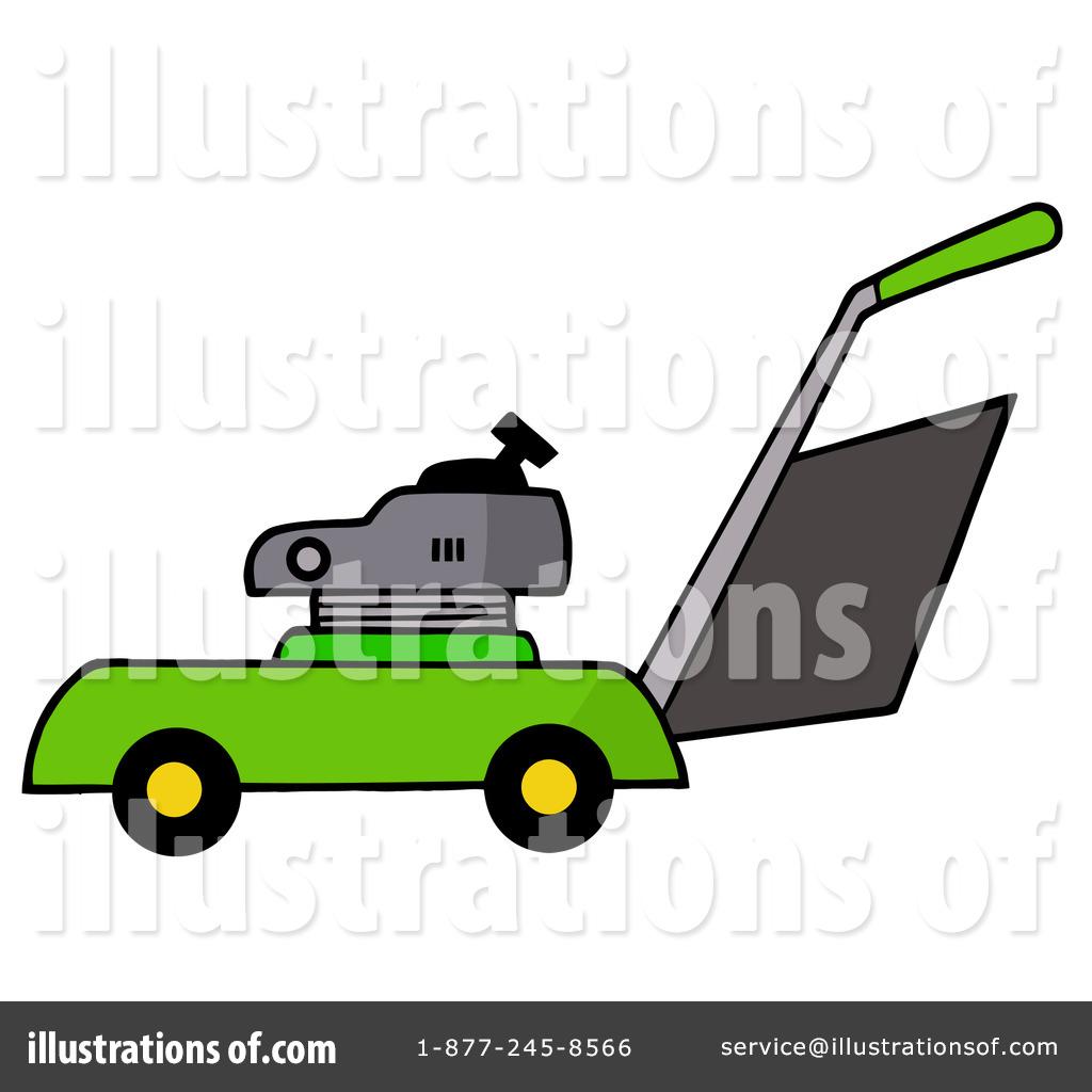 lawn mower clipart  209384