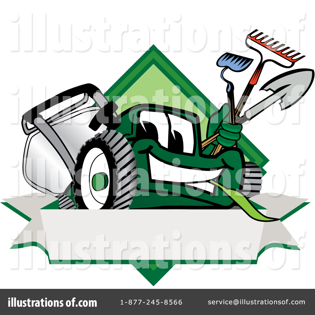 Pin Rf Lawn Mower Clipart Illustration By Toons4biz Stock Sample 16 on ...