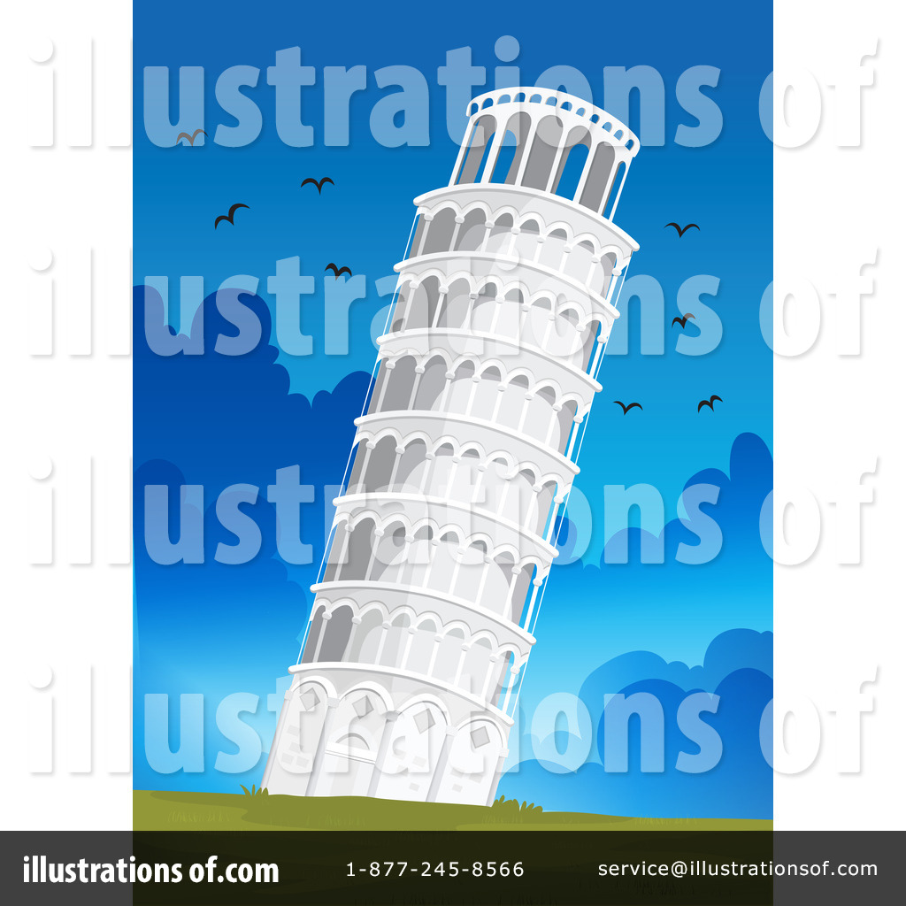 Leaning Tower Of Pisa Clip Art Leaning tower of pisa