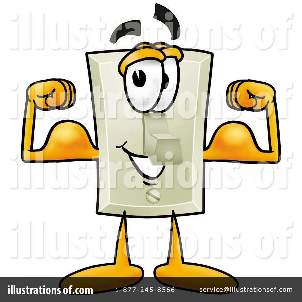 light switch clipart. royaltyfree rf light switch clipart illustration 9792 by toons4biz
