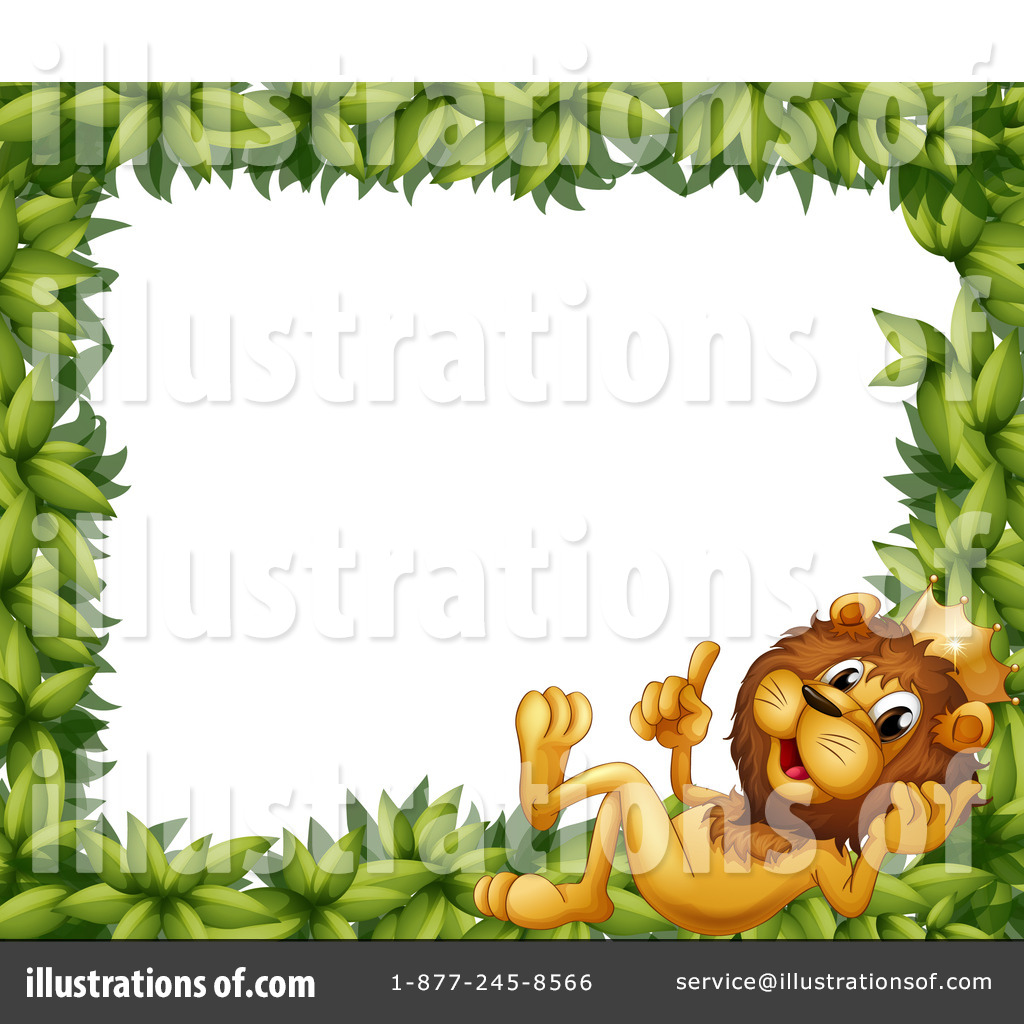 lion border pictures to pin on pinterest pinsdaddy
