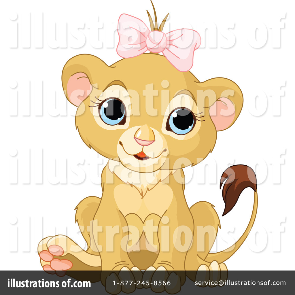 Female Lion Clipart Royalty-free (rf) lion clipart