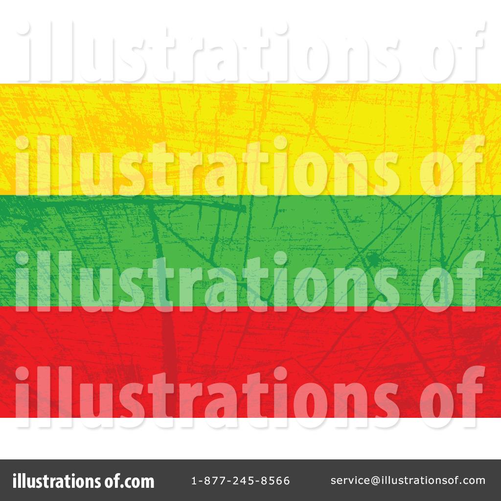 Royalty-Free (RF) Flag Kiss Clipart Illustration by Andrei Marincas ...