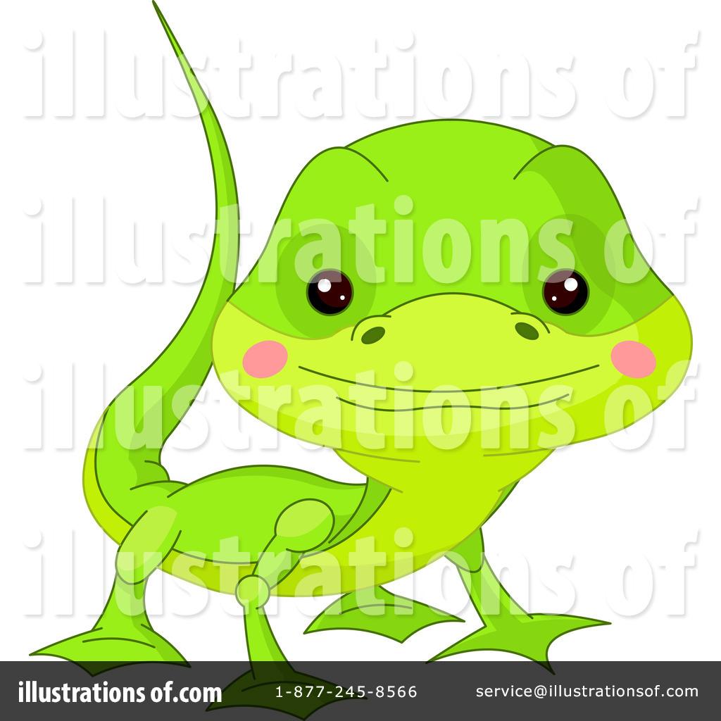 Lizard Clip Art (rf) lizard clipart
