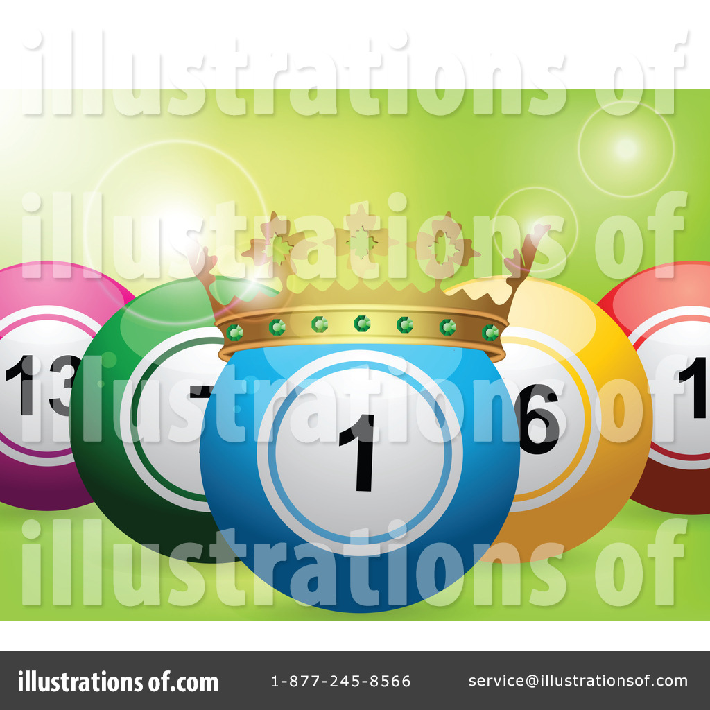 Lottery Clipart #1098372 by Elaine Barker | Royalty-Free ...