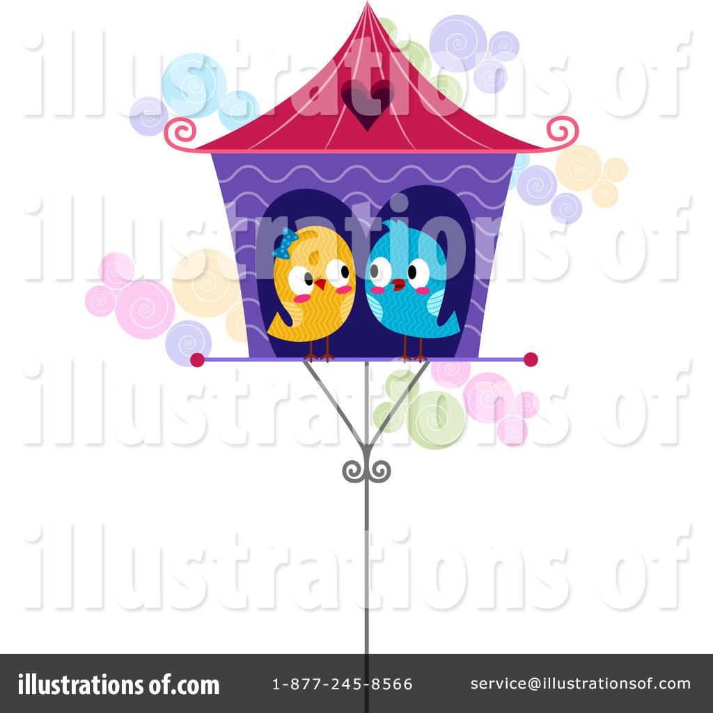 Birds Clipart Illustration by BNP Design Studio - Stock Sample #443824