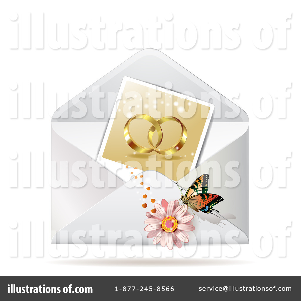 Mail Clipart #1102370 - Illustration by merlinul
