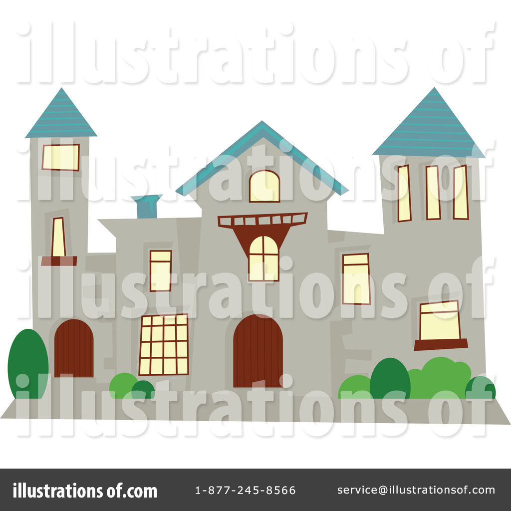 mansion clipart 47402 illustration by prawny rh illustrationsof com spooky mansion clipart mansion clipart images