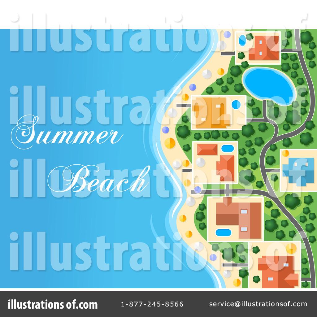 Map Clipart 1210295 Illustration By Seamartini Graphics
