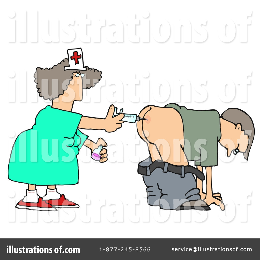 Medical Clipart #5515 - Illustration by Dennis Cox
