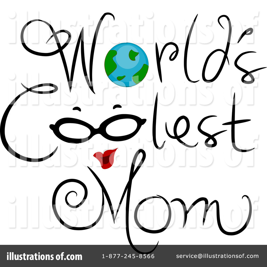 Royalty-Free (RF) Mom Clipart Illustration #1066578 by BNP Design ...
