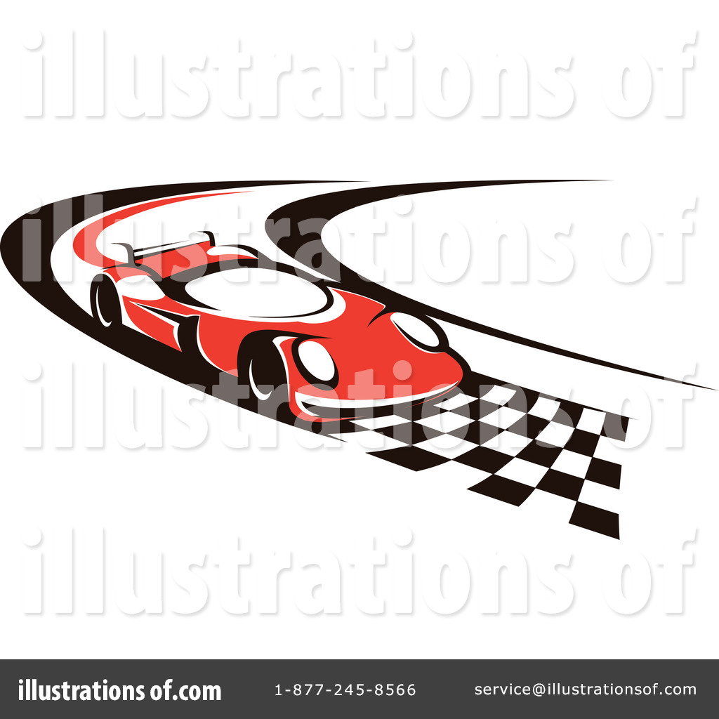 Motorsports clipart 1201649 by seamartini graphics for Motosport templates