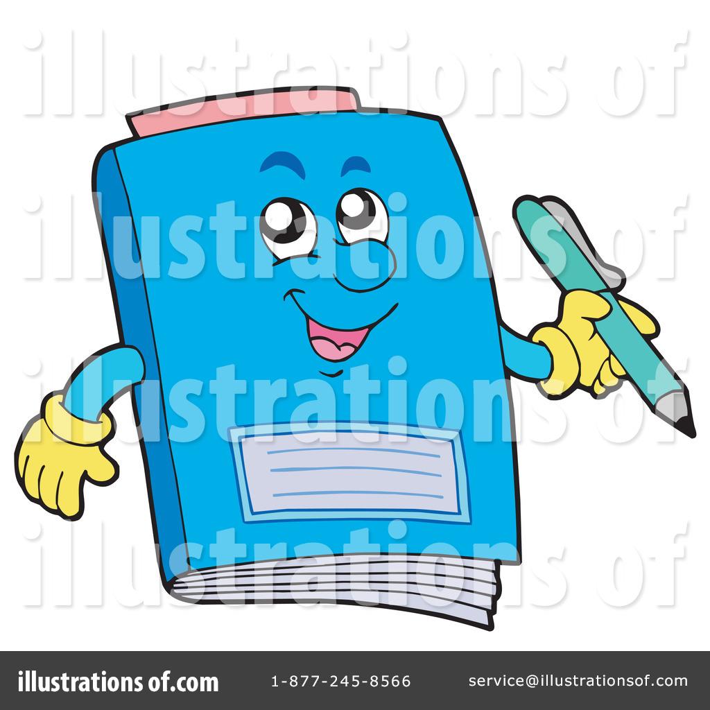 Clip Art Notebook (rf) notebook clipart
