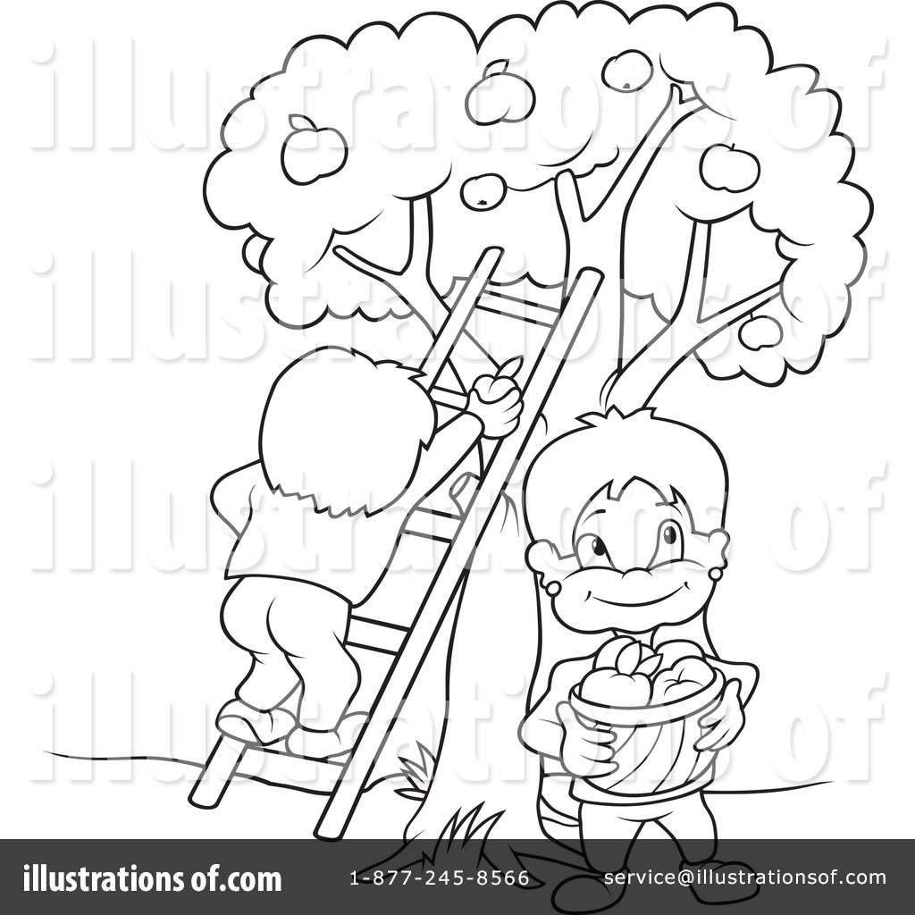Apple Farm Coloring Pages : How bout them apples apple picking in montreal