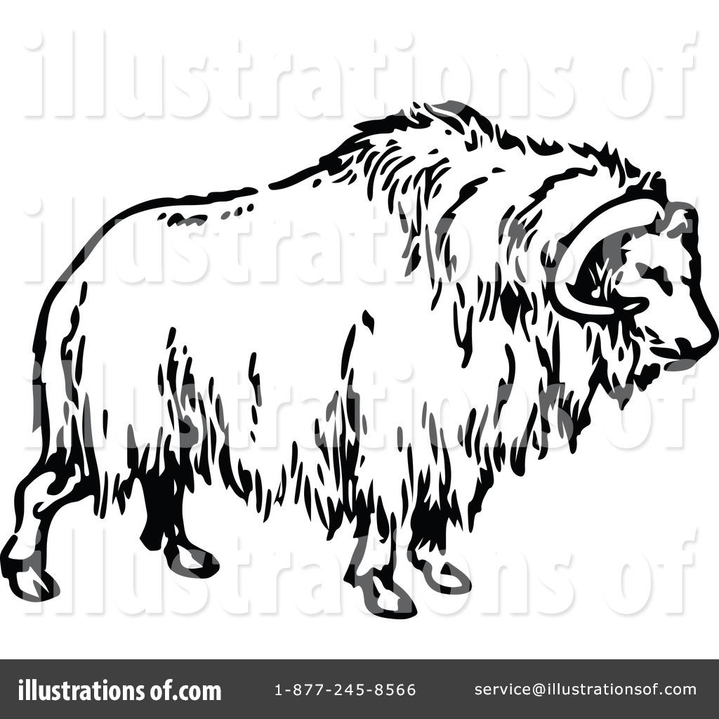 Ox Clipart #1113686 - Illustration by Prawny Vintage