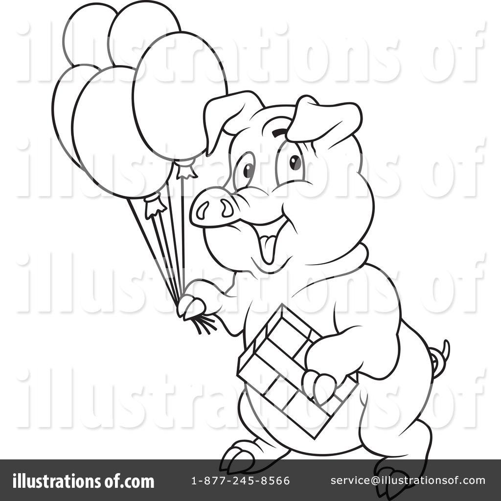Stock Images Beach Doodles Image17234714 also Car Parts further 1051447 Royalty Free Pig Clipart Illustration furthermore Bouton De Meuble Laiton besides Teddy Bear Preschool Theme. on bbq party animals