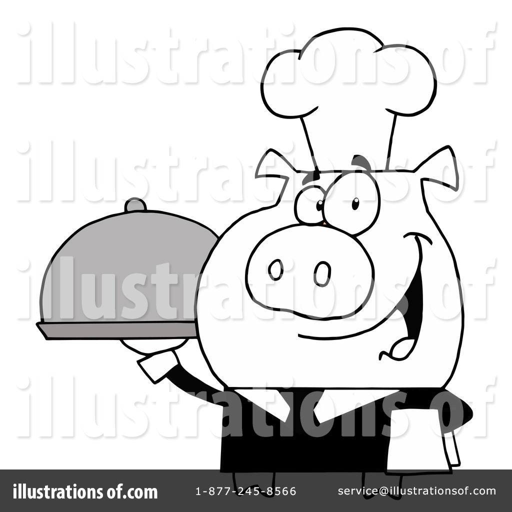 Server Farm Clip Art Royalty-free (rf) pig clipart