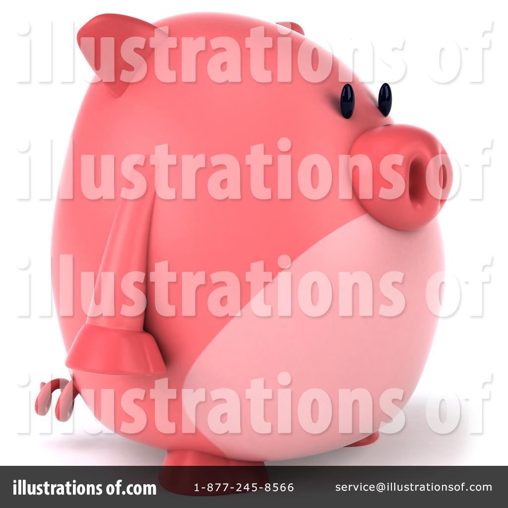 Royalty-Free (RF) Pig Clipart Illustration by Julos - Stock Sample ...