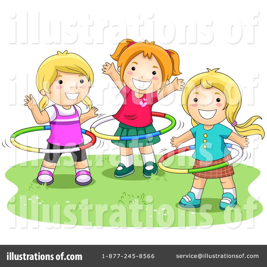 Playing Clipart #101472 - Illustration by BNP Design Studio