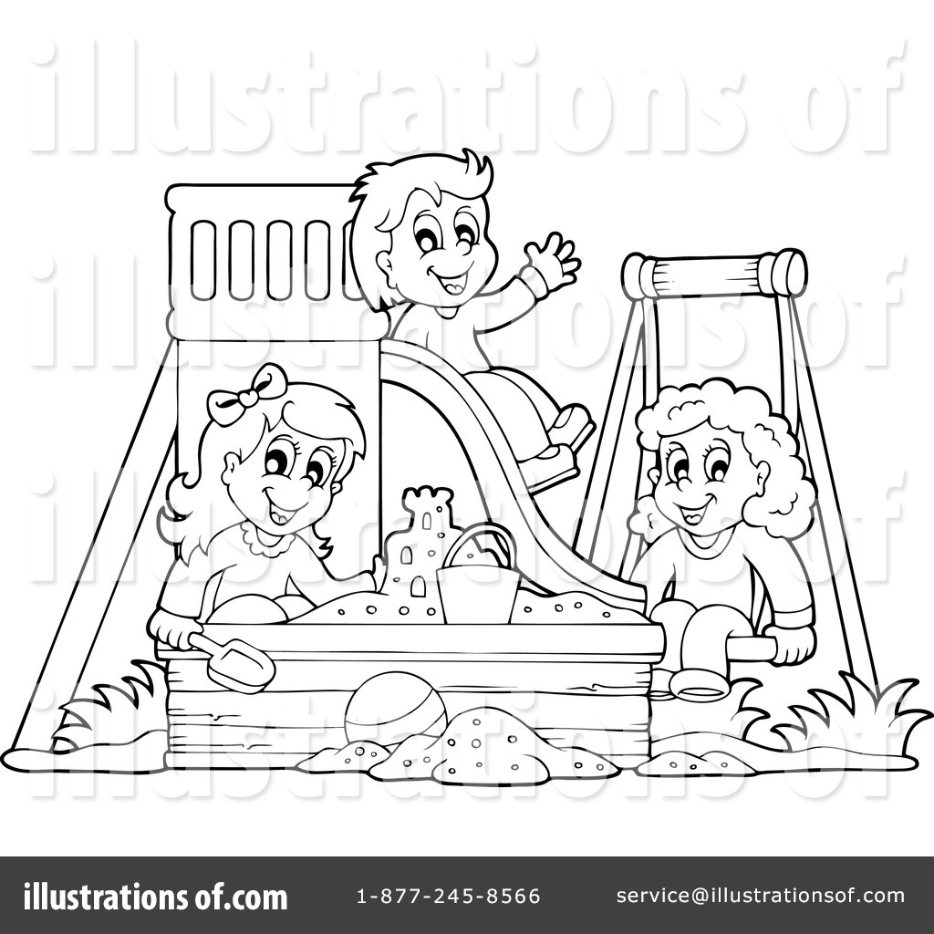 sand clipart playing