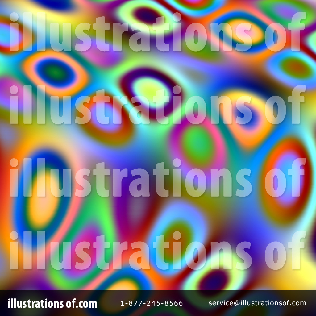 Psychedelic Clipart #85171 - Illustration by Arena Creative