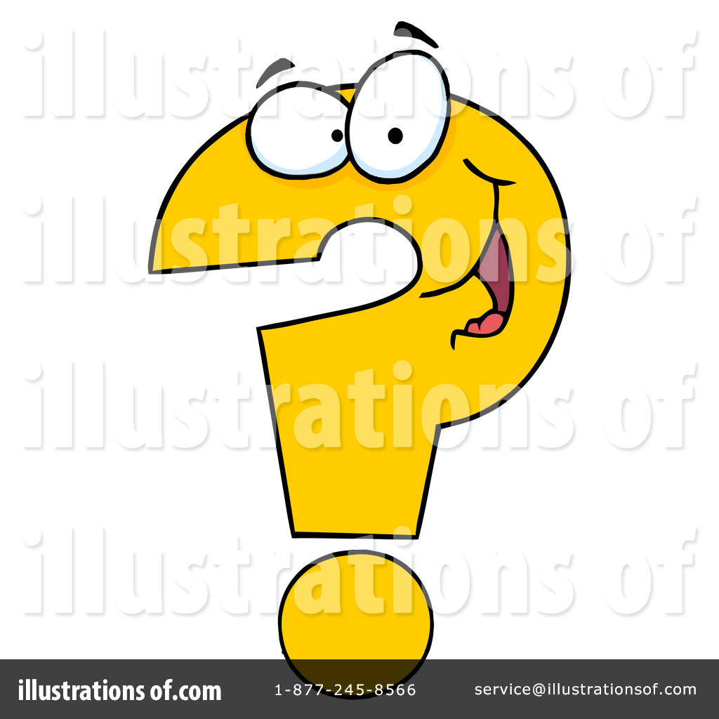 Question Mark Clipart 434743 Illustration By Hit Toon