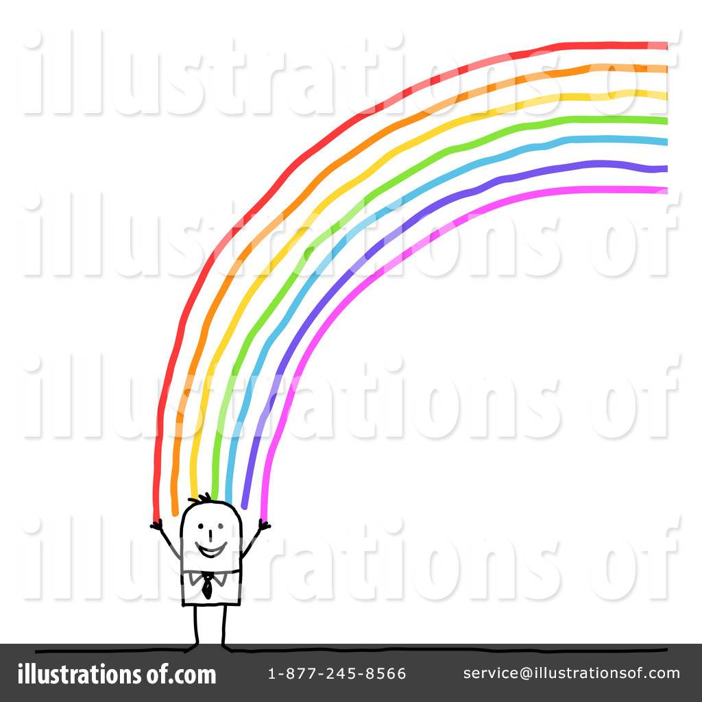 rainbow illustrations and clipart - photo #8