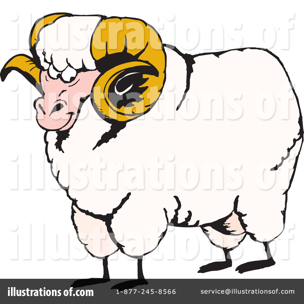 ram clipart 41126 illustration by dennis holmes designs rh illustrationsof com ram clip art ram clipart png