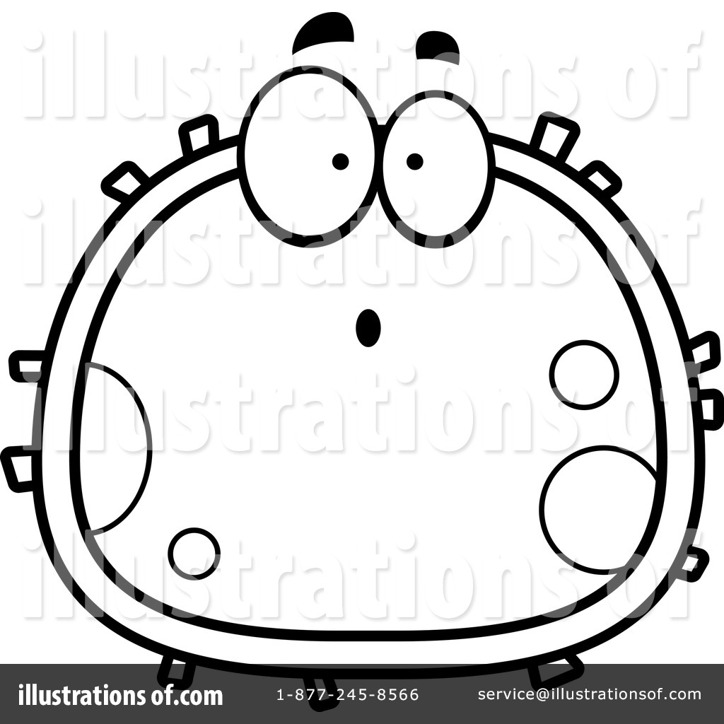 Free prokaryotic cell coloring pages