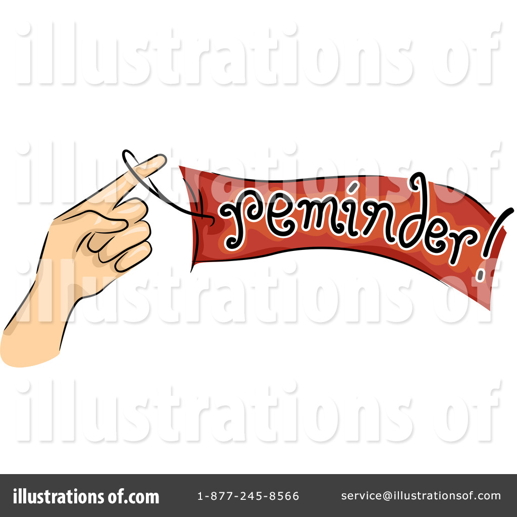 Clip Art Calendar Reminder : Reminder clipart illustration by bnp design studio