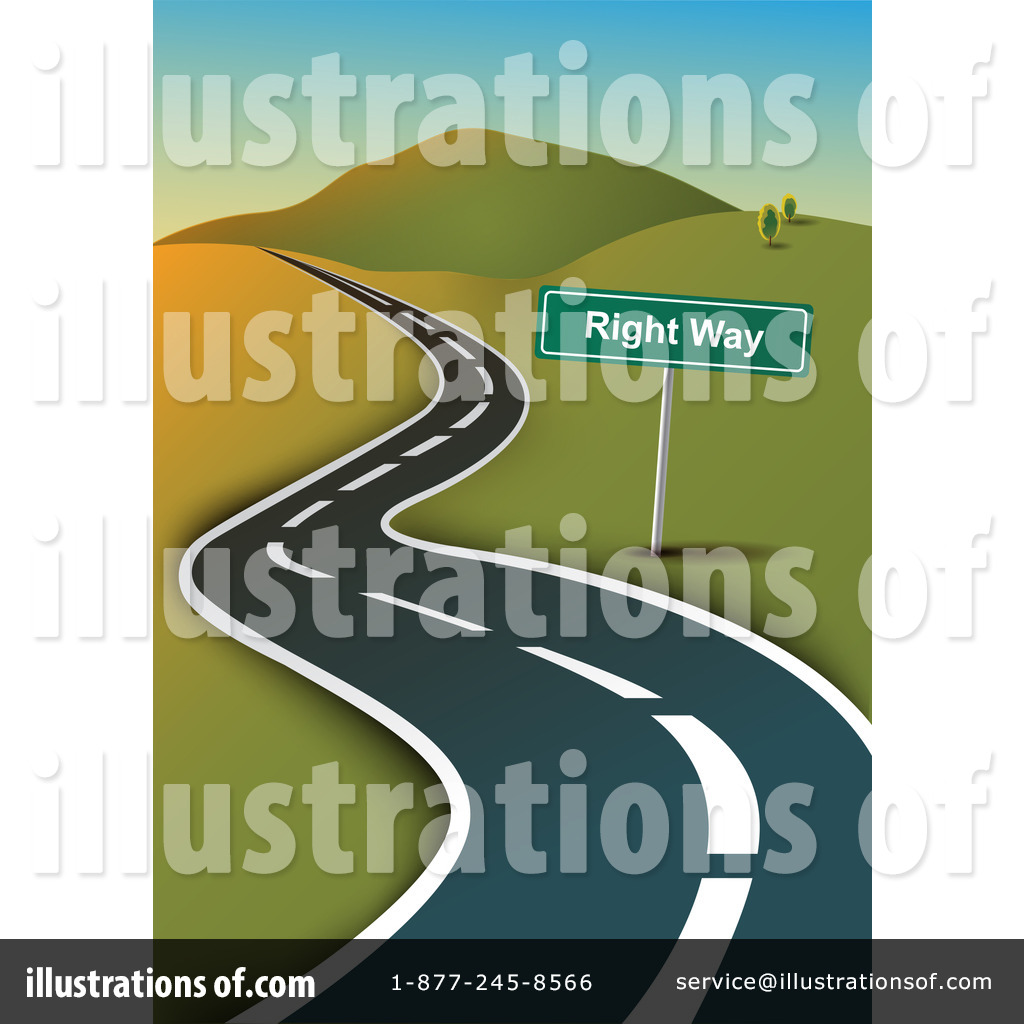 Road Clipart #1100589 - Illustration by Eugene