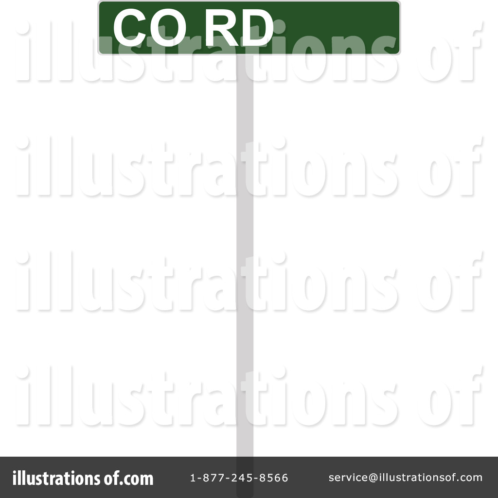 road sign clipart 45297 illustration by jr